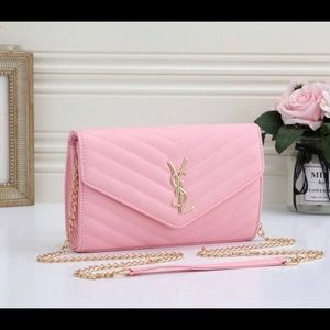 Pink luxurys bag